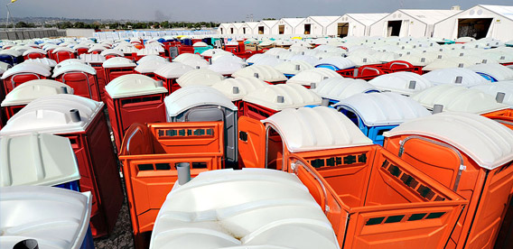 Champion Portable Toilets in Chula Vista,  CA
